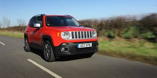 jeep renegade dashboard jeep renegade review carwow