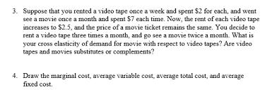 marginal costs economics archive november 01 2016 chegg com