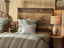 reclaimed wood bed frame beautiful king bed headboard wood best