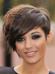 haircuts for hair shoter on the sides than in the back ideas about short one sided hairstyles cute hairstyles for girls
