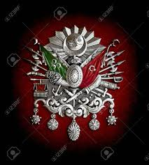 Ottoman Empire Jewelry Ottoman Empire Coat Of Arms Symbol Stock Photo Picture And