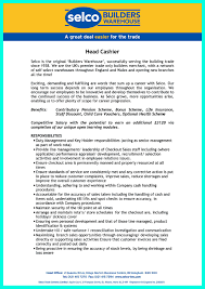 Resume Sample Of Cashier by If You Want To Make A Great And Impressive Cashier Resume Make