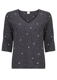 ombre blouse des petits hauts ulric printed blouse ombre