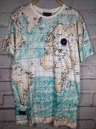 Baju Kemeja Billabong billabong kaos keren world maps apparel distro apparel distro