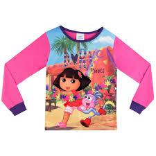 dora the explorer dora the explorer pyjamas u2013 character com