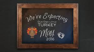 thanksgiving pregnancy announcement ideas what to expect