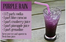 purple rain drinks pinterest purple rain rain and purple