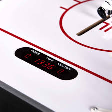 bubble hockey table reviews espn premium dome hockey table walmart com