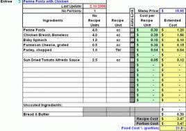 Kitchen Inventory Spreadsheet by Restaurant Inventory Spreadsheet Xls Sle Pccatlantic