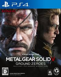 metal gear sold v amazon black friday amazon com metal gear solid v ground zeroes japan import