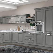 modern all wood kitchen cabinets china modern gray american style wooden kitchen cabinets