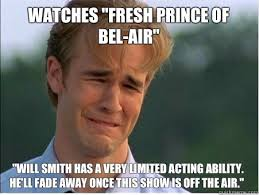 Bel Air Meme - watches fresh prince of bel air will smith has a very limited