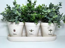 Home Decoration Items Online by Rae Dunn Grow Buzz Bloom Planter Rae Dunn Pinterest Planters