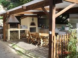 cuisine d été couverte cuisine d été chambres d hotes ajaccio corse du sud amélodie