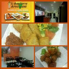 specialiste cuisine assiette africaine home