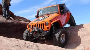 amphibious jeep wrangler rock krawler rusty nail ejs 2016 youtube