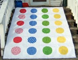 Twister Duvet Set Spotsandstripes Household Objects