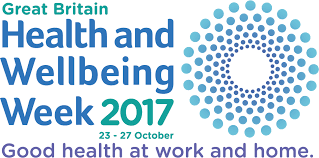 great britain health and wellbeing week 2017 home