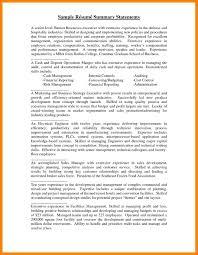 resume skills and abilities list exles of synonym 5 summary statement statement synonym
