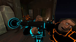 tf2 halloween background syuck tron fortress