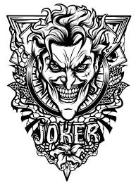 50 joker tattoos designs and ideas for and