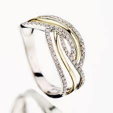 inele aur inel unicat din aur cu diamante p910 coriolan
