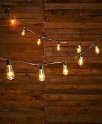 vintage bulb string lights clear vintage edison style bulb string of lights outdoor porch patio