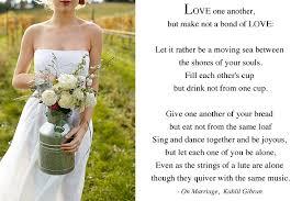 wedding quotes kahlil gibran on marriage kahlil gibran
