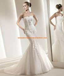 robe de mariã e createur créateur robe de mariée dentelle applique de fleurs