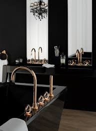 Black And Gold Bathroom Modern Luxury Bathroom Black Gold Apinfectologia Org