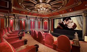 home movie theater design pictures luxurious theater at home with royal design idea techethe com