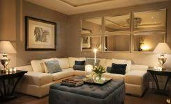 soho style living room interior design