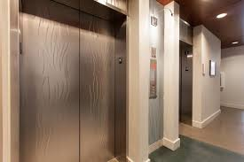 Interior Door With Transom Stainless Steel Elevator Doors Architectural Forms Surfaces