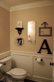 bathroom decoration large letter home my style pinterest