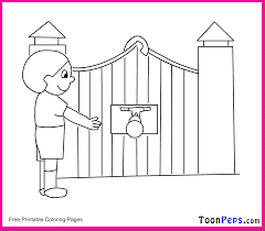 india gate coloring pages