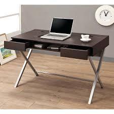 Bureau Desk Modern Contemporary Writing Desk Modern Glass Bureau Wood Unmuh Info