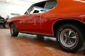 1969 pontiac gto working ac nice paint super clean drives great