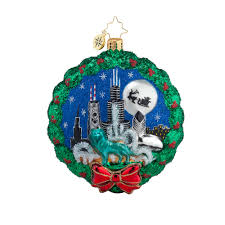 christopher radko ornaments 2016 radko chicago by ornament