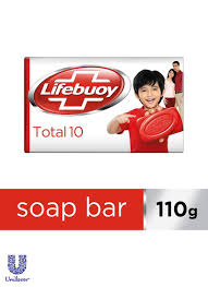 Sabun Lifebuoy lifebuoy sabun mandi ts 46093 total 10 bar 110g klikindomaret