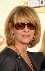 does kate capshaw have naturally curly hair kate capshaw messy cut kate capshaw choice awards and choices