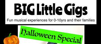 halloween bookmarks big little gigs halloween special the georgian theatre