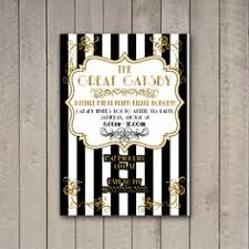 Gatsby Invitations Hey I Found This Really Awesome Etsy Listing At Https Www Etsy