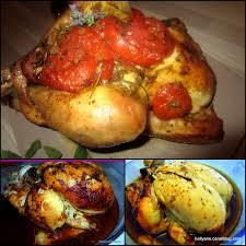 cuisiner un poulet entier cuisson du poulet entier ou cuisses dans un sachet de cuisson au