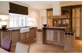 cuisine classique cuisine de style classique en bois