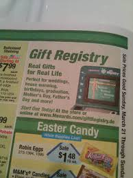 menards gift registry wedding gift registries at menard s