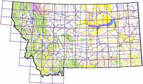 montana maps and land ownership maps home