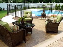 Concrete Patio Cost Per Square Foot by Concrete Patio Cost Per Sq Ft Home Design Ideas