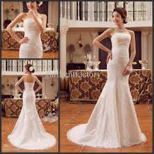 wedding dresses 100 mermaid lace wedding dresses 100 strapless fishtail chapel