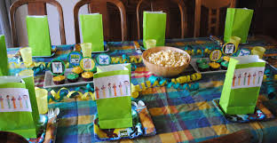 birthday decoration ideas for kids at home a ben 10 birthday party beatnik kids