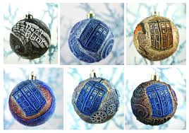 doctor who ornaments by hontor on deviantart